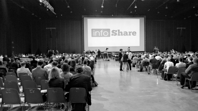Infoshare stageview 20130516 infoShare 2013 stimulating entrepreneurship [updated]