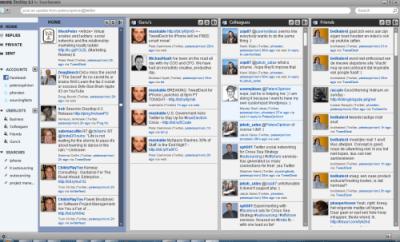 Seesmic desktop 0.3