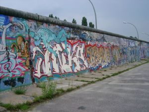 Remainings of the Berlin Wall [Credits: stck.xchng]