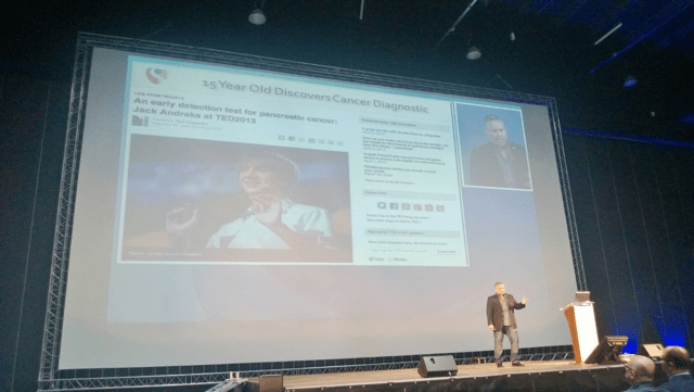 Gabriel Baldinucci at infoShare2013 about the next waves of entrepreneurship